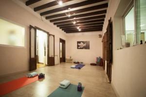 yoga en el centro de mallorca